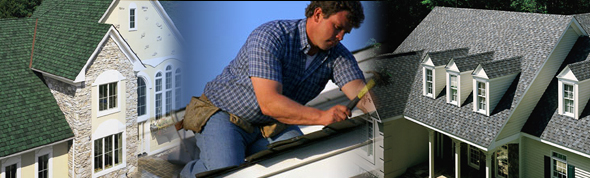 Residential Roofing for New Roofs, Roof Replacement, and Residental Roof Repairs