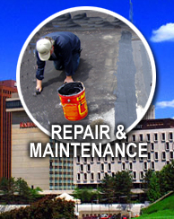 Roof Repair for emergency and scheduled services